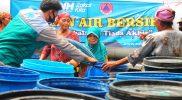 Antisipasi Musim Kemarau, NH Zakat Kita Salurkan Air Bersih ke Desa-Desa