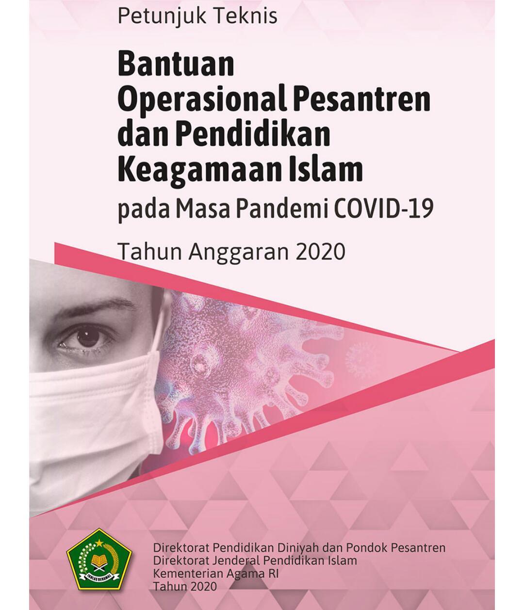 Bantuan-Operasional Pesantren dan Pendidikan Agama Islam