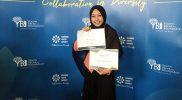 Cerita Inspirasi Seorang Mahasiswa UNAIR, Telah menggenggam Sejuta Prestasi Hingga ke Keluar Negeri