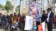 Komunitas Sepeda Ontel Deklarasi Dukung Yuhronul - Abdul Rouf di Pilkada Lamongan
