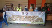 Penyuluhan mengenai bahayanya paham radikalisme di Desa Soko Lamongan. Foto: Ammy/Progresnews.id.