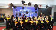Digelar Virtual, UMG Sukses Mewisuda 504 Mahasiswa