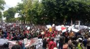 UU Cipta Kerja Disahkan Aliansi Rakyat Bojonegoro Menolak