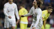 Modric Pastikan Kemenangan Madrid Atas Barcelona di Camp Nou