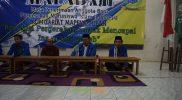 Komisariat Persiapan Mapena gelar Mapaba ke-2 di Al Ihsan, Bangilan, Jumat (16/10). Foto: ans/Progresnews.id.