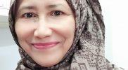 Dekan Fakultas Pertanian Universitas Muhammadiyah Gresik, Ir. Endah Sri Redjeki, MP., M.Phil menuturkan tiga cara menjaga pangan keluarga saat memperingati Hari Pangan Sedunia. Foto: Betty/Progresnews.id.