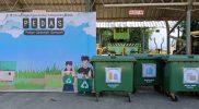 Salah satu program DLH Kabupaten Gresik, Dropbox PEDAS, bertujuan untuk meningkatkan kesadaran menjaga lingkungan. Foto: Najikh/DLH Gresik.
