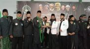 Gus Jazil Dikukuhkan Jadi Anggota Kehormatan Pagar Nusa Lamongan