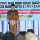 Fadeli Sosialisasikan  Sekolah Akan Dibuka Secara Tatap Muka, Foto: Nasih/Progresnews.id