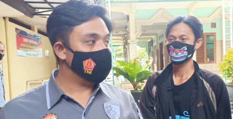 Eks Pengurus Klenteng Tuban Jadi Tersangka Dugaan Pidana KK Ganda. Foto: Progresnews.id/Ans