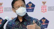 Mentri Kesehatan RI Budi Gunawan Sadikin