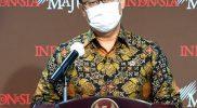 Menteri Kesehatan Budi Gunadi. Foto: Rusman - BPMI Setpres