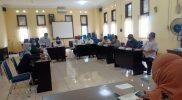 Komisi IV DPRD Tuban saat mengunjungi Dispendik Tuban. Foto: ist.