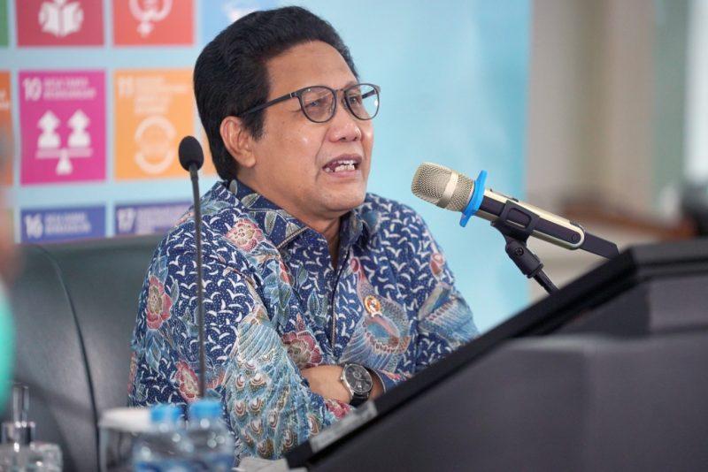 Mendes PDTT, Abdul Halim Iskandar. Foto: Dok. Kemendes.