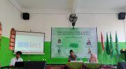 IPNU Canggan menggelar Diskusi Teoritis & Skill di musala TP. Ihyaul Ulum pada Jumat (26/2).