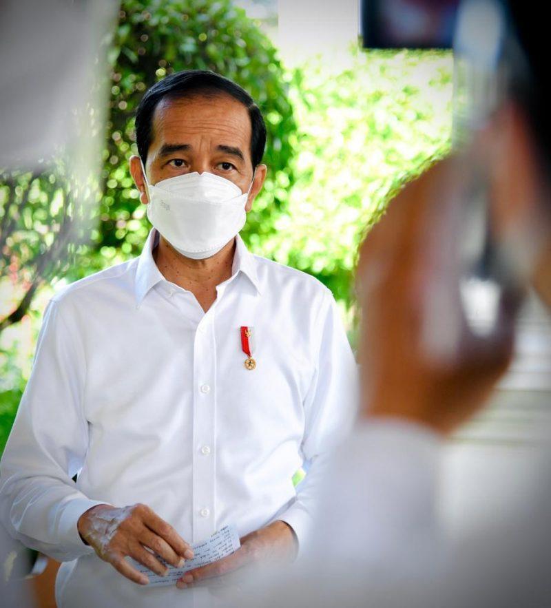 Presiden Jokowi. Foto: Biro Pers Setneg.
