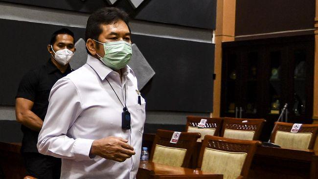 Kejagung RI, ST Burhanuddin. Foto: CNN