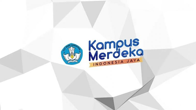 Ilustrasi Kampus Merdeka Kemendikbud.