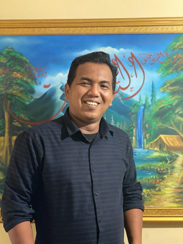 Ketua Dewan Pimpinan Daerah Bintang Muda Indonesia Jawa Timur, Achmad Syahroni.