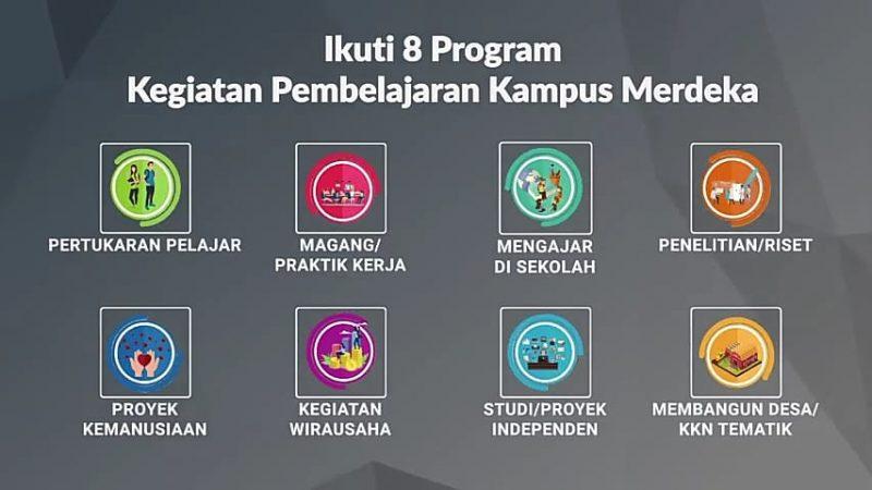 8 Program Kampus Mengajar Kemendikbud Progresnews