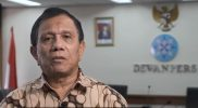 Wakil Ketua Dewan Pers Hendry Ch. Bangun. Foto: Youtube Google Indonesia.