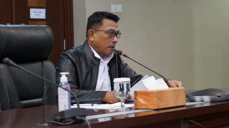Kepala Staf Kepresidenan DR. Moeldoko. Foto: Dok. KSP.