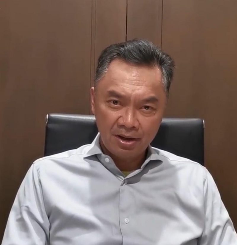 Mantan Wakil Menteri Luar Negeri, Dino Patti Djalal membeberkan 3 fakta terkait sindikat mafia tanah, Minggu (14/2). Foto: instagram.com/dinopattidjalal.