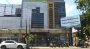 Gedung RS Citra Medika yang diduga berdiri tanpa Izin. Foto : Progresnews.id/Ammy.