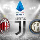 Highlight Serie-A, Duo Milan Melaju, Juventus Tersendat. Foto: indosport.com