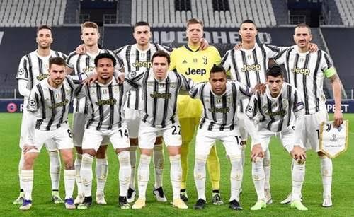 Sekuat Juventus musim kompetisi 2020-2021. Foto: Getty