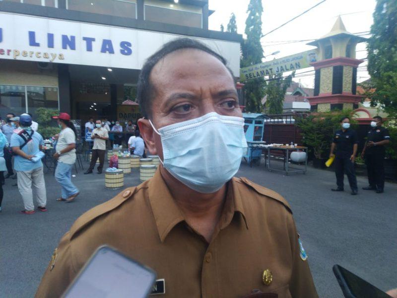 Plt. Dinas Pendidikan Lamongan, Mohammad Nalikan. Foto: Dok. Progresnews.id.
