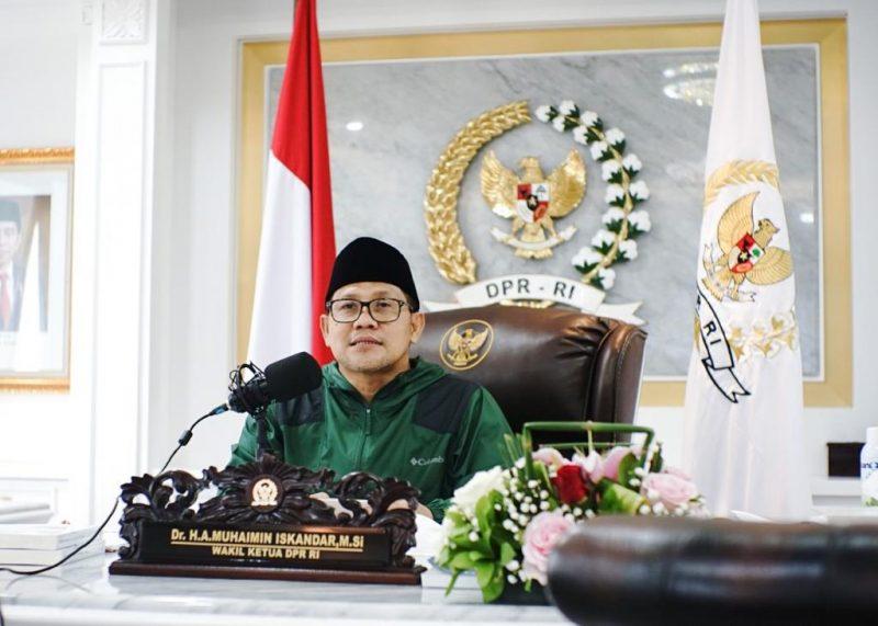Gus Muhaimin: PPKM Jawa-Bali Perlu Evaluasi Menyeluruh