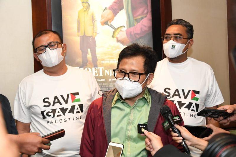 Israel-Palestina Gencatan Senjata, Gus AMI: Indonesia Harus Jadi Mediator Perdamaian