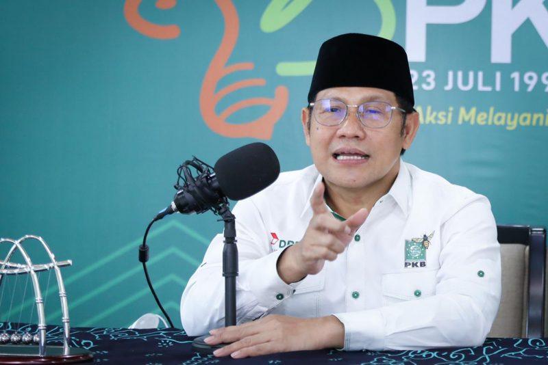 Harlah ke-23, Gus Muhaimin Sampaikan Tiga Agenda Besar PKB
