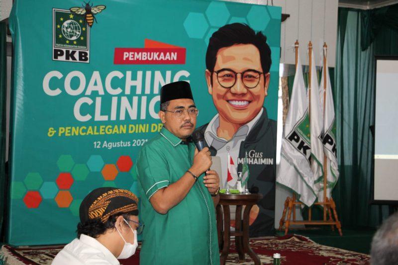 Launching Pencalegan Dini, PKB Optimistis Raih 100 Kursi DPR RI 2024